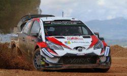 WRC Autoralli MM 2019 Sardiinia ralli ajakava + otseülekanded