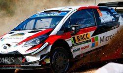 Toyota WRC rallimeeskond tahab Tänakuga lepingut pikendada
