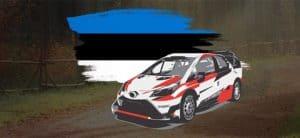 Optibet - Rally Estonia 2019 sissemakse boonus