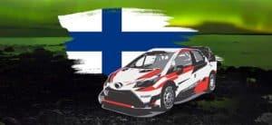 Optibet - WRC soome ralli 2019 riskivabad panused