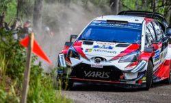 WRC Autoralli MM Soome Ralli 2019 ajakava ja otseülekanded