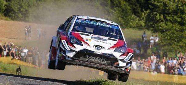 WRC Autoralli MM Saksamaa ralli 2019 ajakava + otseülekanded