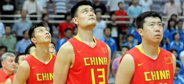 Hiina langes kodusel korvpalli MM-l konkurentsist