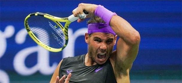 Rafael nadal jõudis US Open 2019 poolfinaali