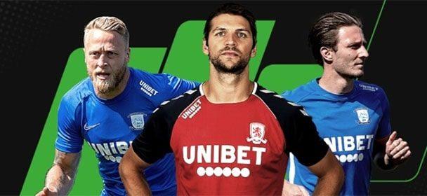 Inglise Championshipi loos Unibet'is – 5 reisipaketti