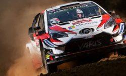 WRC Autoralli MM Türgi Ralli 2020 ajakava ja otseülekanded