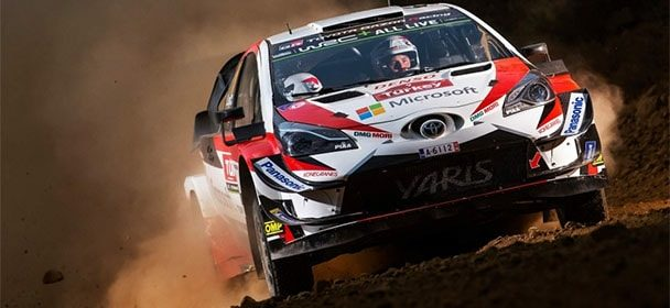 WRC autoralli MM Türgi ralli 2019 ajakava + otseülekanded