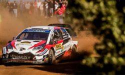WRC Autoralli MM Kataloonia ralli 2019 ajakava ja otseülekanded