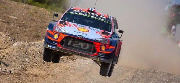 WRC Autoralli MM Rootsi ralli 2020 ajakava ja otseülekanded