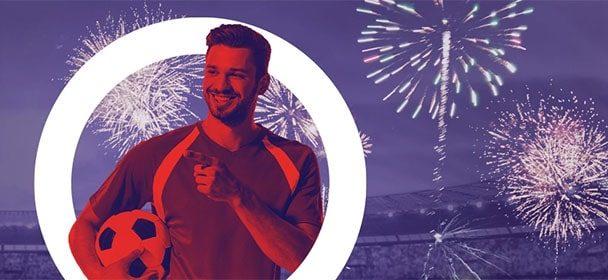 Tähista uut aastat Optibet'is €50 väärtuses riskivabade panustega