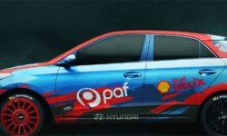 Panusta Paf spordiennustuses ja võida tuunitud auto Hyundai i20