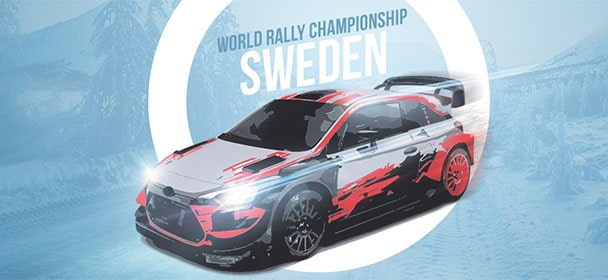 Optibet - rootsi ralli 2020 sissemakse boonus