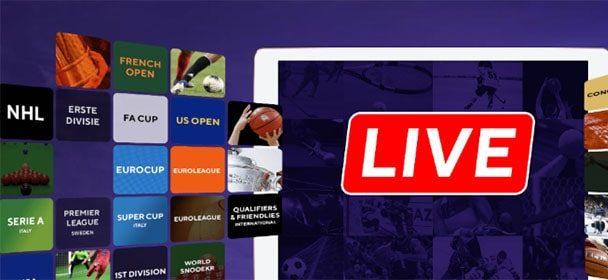 Optibet'i tasuta live spordiülekanded – Serie A, NHL, Euroliiga ja muu