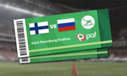 Euro 2020 reisiloos – Võida reis kahele Soome vs Venemaa mängule
