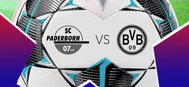 Bundesliga Olybet'is – Dortmund vs Pederborn freebetid