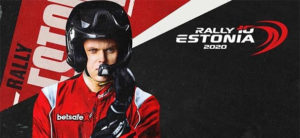 Betsafe Rally Estonia 2020 vip pakettide loos