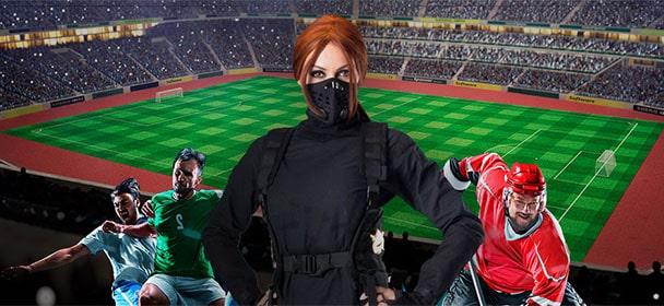 Ninja Sports - tervitusboonus