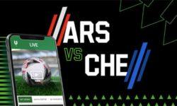 Arsenal vs Chelsea FA Karika finaali tasuta ennustusmäng