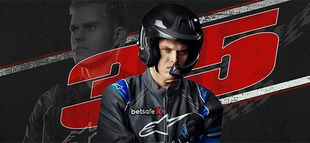 Betsafe - Rally estonia 2020 uue kliendi superkoefitsient