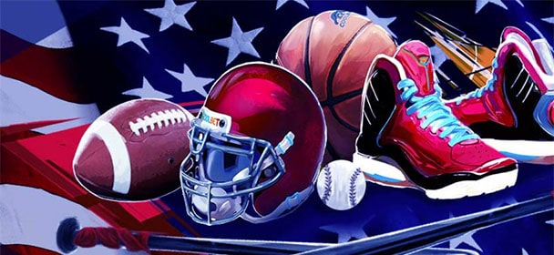 Coolbet - Ameerika spordi kasumivõimendus