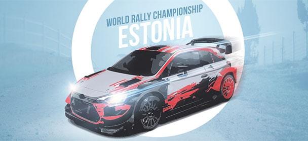 Optibet - WRC Rally Estonia 2020 boonus