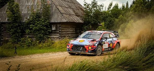 WRC Rally Estonia 2020 ajakava ja otseülekanded