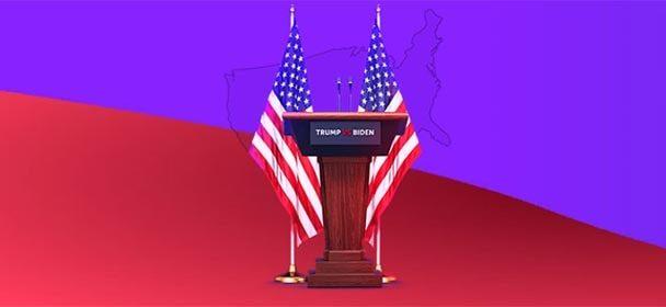 USA Presidendivalimised 2020 SuperCasinos – Panusta €1 ja võida €35