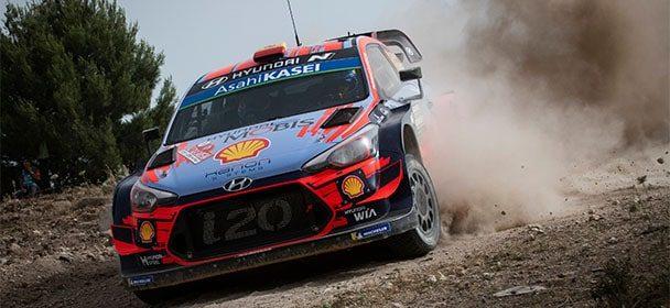 WRC Autoralli MM Sardiinia ralli 2020 ajakava ja otseülekanded