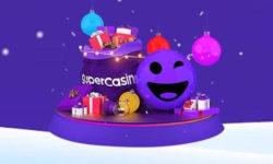 SuperCasino jõulukalender 2020 – iga päev jõulupreemia