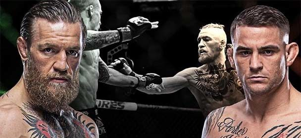 Coolbet'is UFC 257 Conor McGregor vs Dustin Poirier superkoef