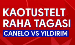 Canelo Alvarez vs Avni Yildirim – panusekindlustus Olybet'is