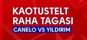 Olybet - Canelo vs Yildirim panusekindlustus