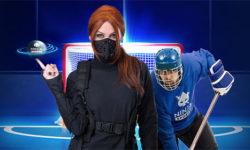 Ninja Sports – 300% tervitusboonus kuni €75 ja teleri loos