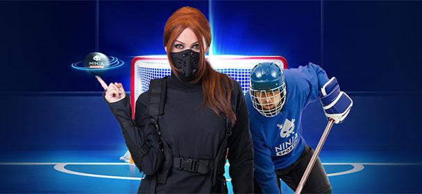 Ninja Casino - uue kliendi sissemakse boonus ja teleri loos