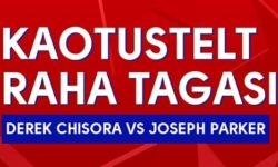 Derek Chisora vs Joseph Parker – riskivaba panus Olybet'is