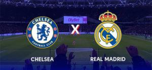 Olybet - Meistrite Liiga Chelsea vs Real Madrid €25 riskivaba panus