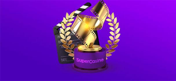 SuperCasino - Uue kliendi superkoefitsient oscaritele
