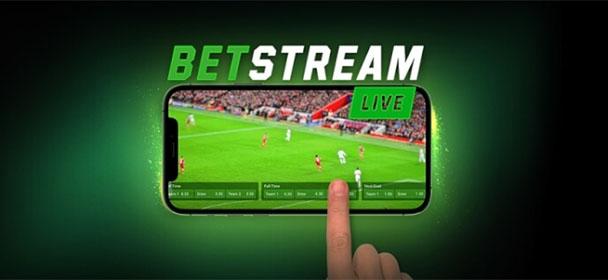 Unibet - Betstream Live tasuta spordi otseülekanded