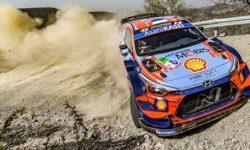 WRC Autoralli MM Horvaatia ralli 2021 ajakava ja otseülekanded