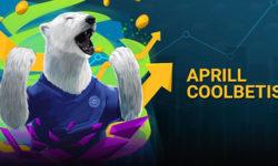 Coolbet spordiennustus – aprilli suurimad võidud