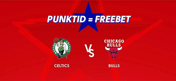 Olybet - NBA Celtics vs Bulls tasuta panus