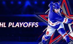 NHL Play-off'id Olybet'is – iga päev tasuta panus