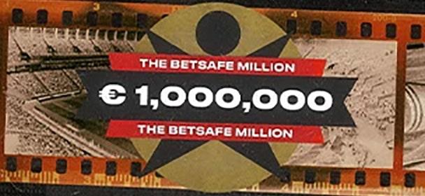 Betsafe - Spordiennustuse miljonimäng