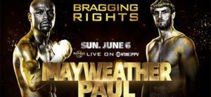 Coolbet - Floyd Mayweather vs Logan paul superkoefitsient
