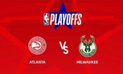 NBA Play-Off Atlanta Hawks vs Milwaukee Bucks tasuta panus Olybet'is