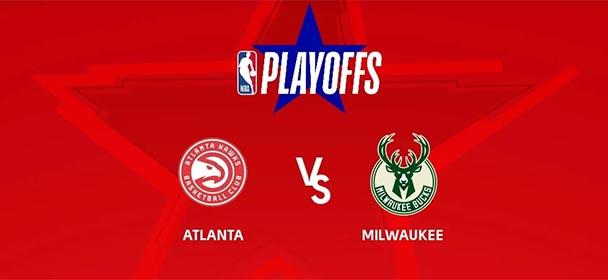 Olybet - NBA Bucks vs Hawks tasuta panus