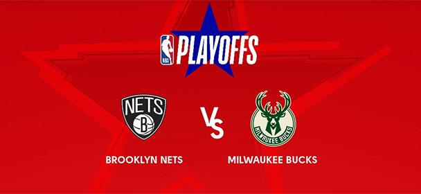 Olybet - Nba play-off Nets vs Bucks tasuta panused