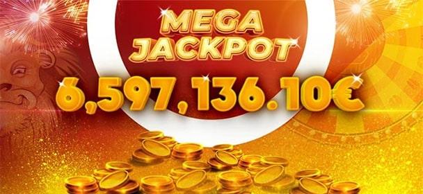 Optibet - Eesti mees võitis Mega Moolah 6.5 miljonilise jackpoti