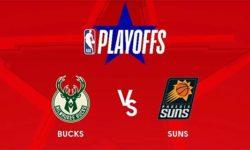 NBA finaal 2021 – Milwaukee Bucks vs Phoenix Suns tasuta panus