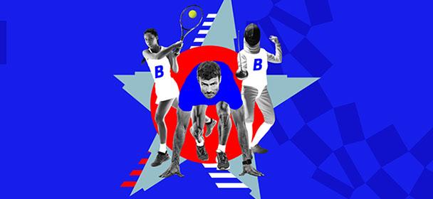 Olybet - Uue kliendi Tokyo OM 2021 suurendatud võidud Spordis